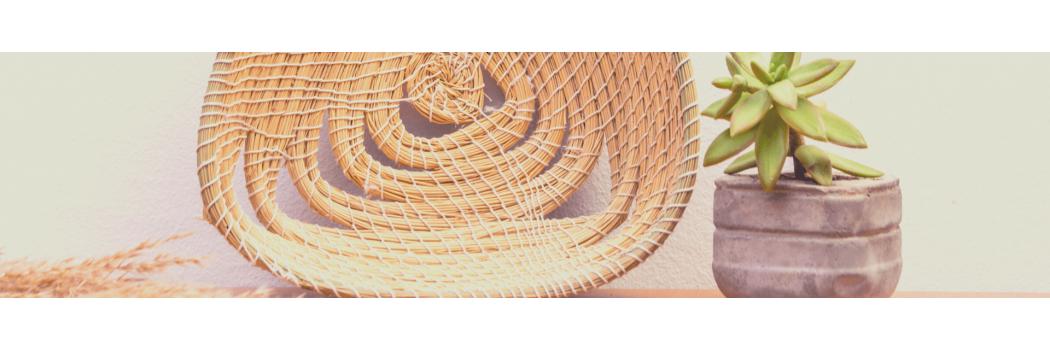 Basketry in alfa